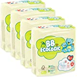 BB Ecologic Couche Bébé 12 à 25 Kg/Taille 5