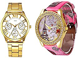 Womens Watches (Kitcone Analog Multi-colour Dial Womens Watches )-nw 4781383