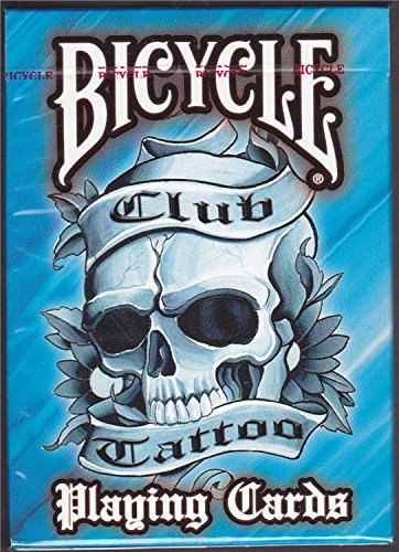 Bicycle bclubb - 52 Spielkarten Format Poker