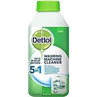 Dettol Anti Bacterial Washing Machine Cleaner, 250 ml