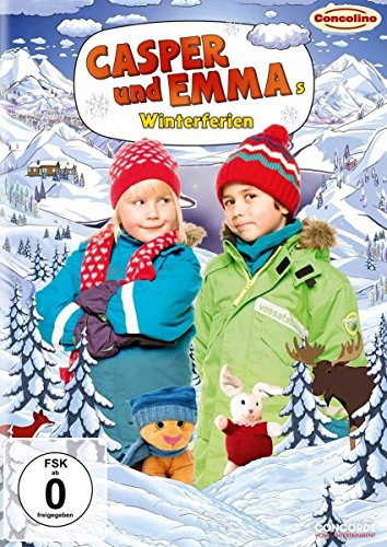 Caspar und Emmas Winterferien
