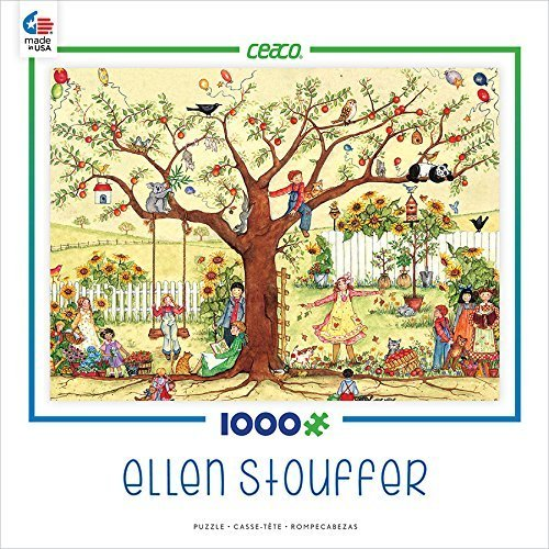 ceaco-ellen-stouffer-growing-together-puzzle-by-ceaco