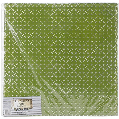 bottle-cap-salvaged-lata-techo-para-azulejos-304-x-304-cm-brillante-verde-diamond