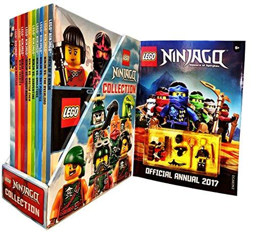 Ninjago Collection 11 Books Set Pack