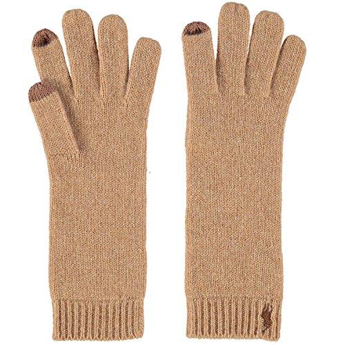 Ralph Lauren Damen Handschuhe Gr. One size, camel (Camel Ralph Lauren)