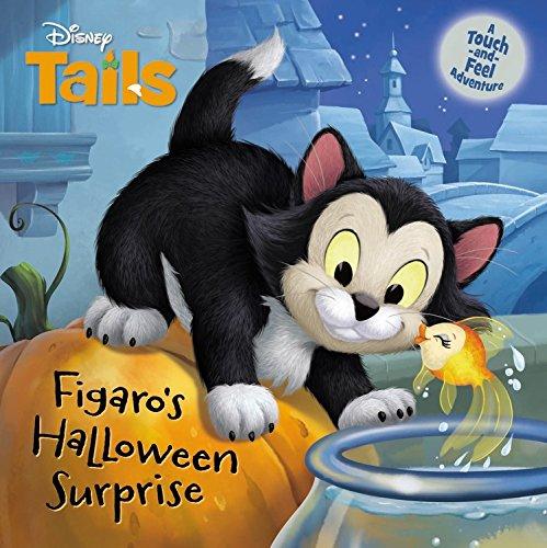 Disney Tails Figaro's Halloween - Halloween-themen Team