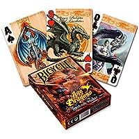 Mazzo di Carte Bicycle - Anne Stokes Age of Dragons - Mazzi di Carte da Gioco - Giochi di Prestigio e Magia - SOLOMAGIA