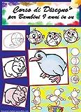 Corso disegno per bambini dai 9 anni in su: come disegnare personaggi e animali cartoon