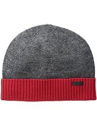 Nautica Men's Merino Wool Beanie Hat