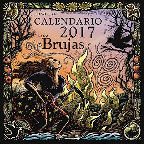 2017 Calendario Brujas (AGENDAS) por Llewellyn