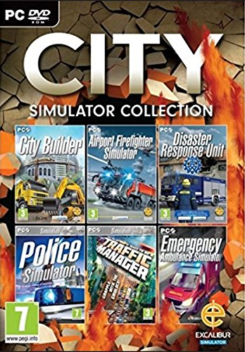 City Simulator Collection (PC) 61XyXekIppL