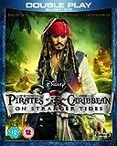 Pirates of the Caribbean: On Stranger Tides (Blu-ray + DVD) [Region Free]