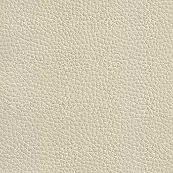 Cream Grained Textured Faux Leather Leatherette Fabric Upholstery