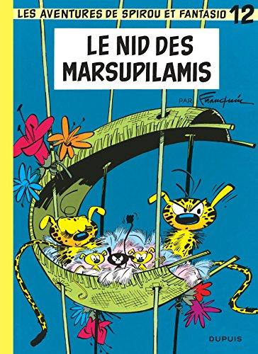 Spirou et Fantasio, tome 12 : Le Nid des...