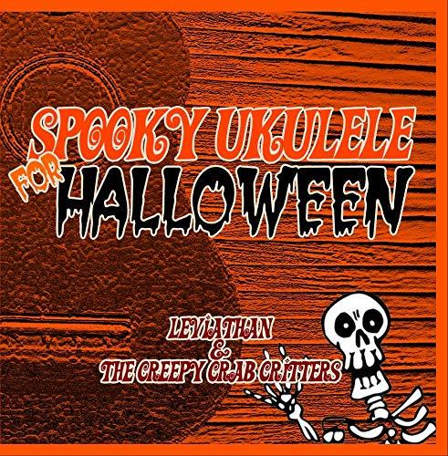 Spooky Ukulele For Halloween