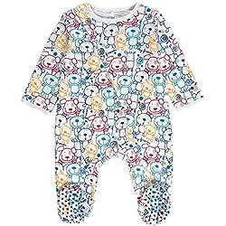 boboli, Pelele Interlock - Pelele Interlock para bebe - niñas, color 9263, talla 1M