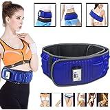 Electric Vibrating Slimming Belt Massager Weight Loss Belt Vibration Burning Fat Lose Weight Shake Belt Waist Trainer- Massag