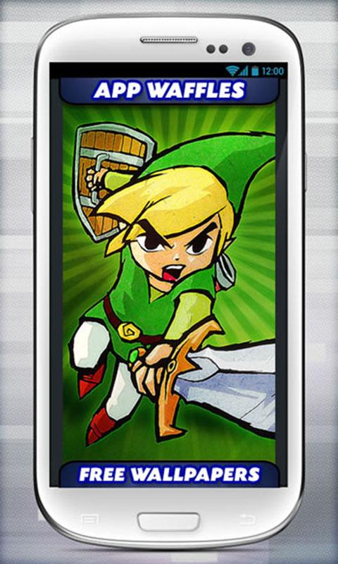 Legend Of Zelda HD Free Wallpapers: Amazon.co.uk: Appstore