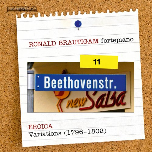 Beethoven: Complete Works for Solo Piano, Vol. 11 - Variations (I)