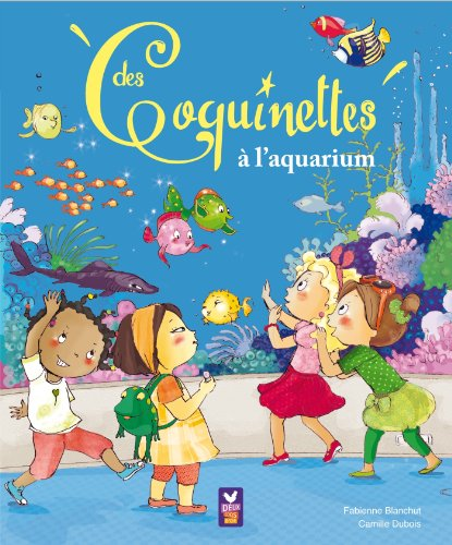 A l'aquarium par Camille Dubois