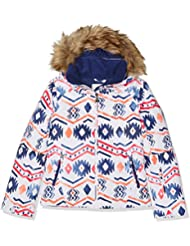 Roxy ERJTJ03053-KVJ9_S, Chaqueta de Nieve Para Mujer, Multicolor (wbb8), S