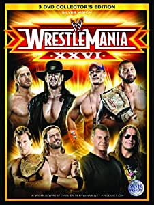 WWE - Wrestlemania 26 [DVD]