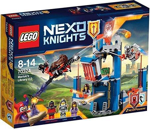 LEGO Nexo Knights 70324 - Merloks biblioteca 2.0 (Merloks libary)