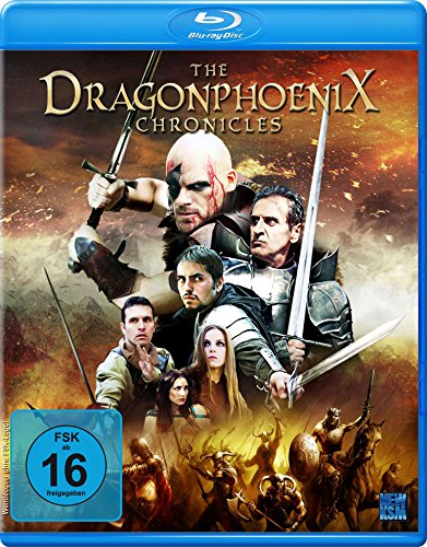 The Dragonphoenix Chronicles [Blu-ray] Preisvergleich