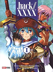.Hack//XXXX Edition simple Tome 1