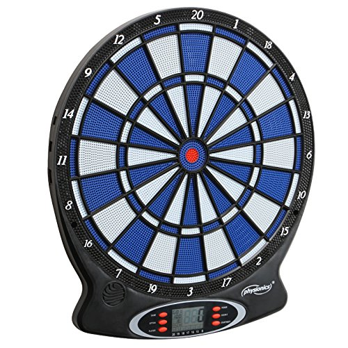 Elektronische Dartscheibe elektronisches Dartboard Darts Dartsport in drei verschiedenen Farben inkl. 6 Dartpfeilen - 2