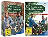 Neues aus Büttenwarder Staffel 1-11 Folge 1 bis 73 / DVD Set / 1-10 Box + Staffel 11