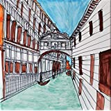 Ponte dei sospiri a venezia-Matt