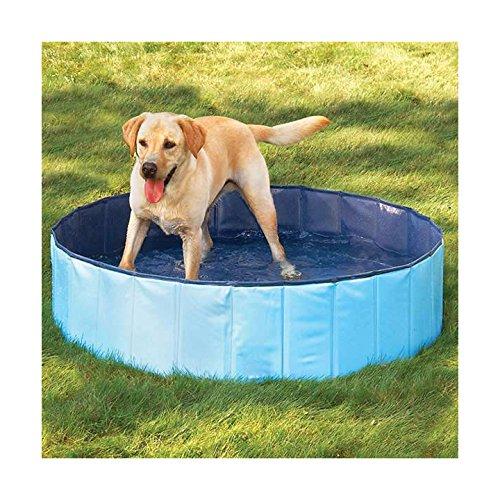 FurryFriends - Piscina Plegable para Perro, bañera Plegable para Perro/Gato – SPA...