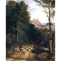 OdsanArt 12 x 15 cm, Impressionism altri