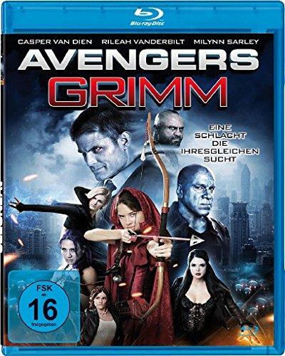 Bild von Avengers Grimm - Eine Schlacht die ihresgleichen sucht [Blu-ray]