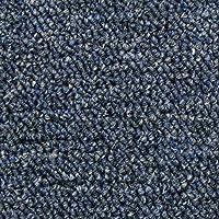 MonsterShop 20 x Carpet Tiles 5m2 Box Heavy Duty Commercial Retail Office Premium Flooring (Storm Blue)