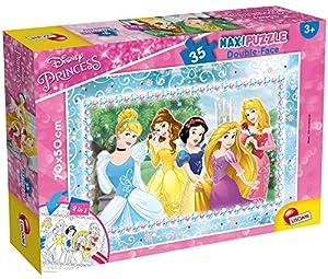 Lisciani Giochi 65325.0-Princess Puzzle DF Supermaxi 35