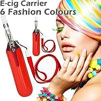 Elettrico Cigarette Custodia e cordino per EGO   Ecigarette   e accendisigari sigaretta elettronica   eliquid   e Liquid