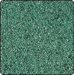 Season Farbsand, Dekosand farbig ca 0,5 mm. 1 KG in moosgrün