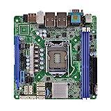 Asrock C236WSI Mainboard, Intel C236 Chipsatz, DDR4-SDRAM, Mini-ITX-Standard, H4-Sockel (LGA 1151)