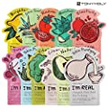TONYMOLY's 'I'm Real' sheet masks 11 pack from TONYMOLY