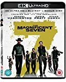 The Magnificent Seven [4K Ultra HD] [Blu-ray] [2016]
