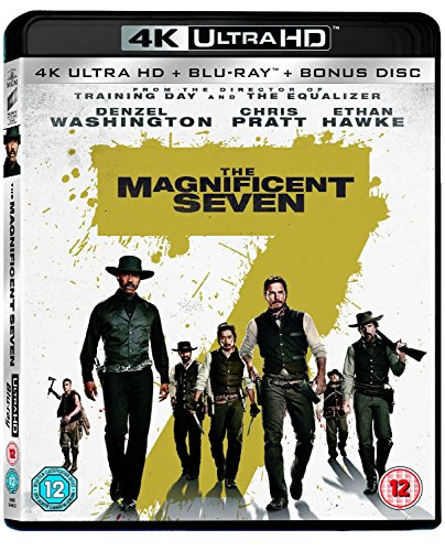 The Magnificent Seven [Blu-ray] [UK Import]