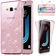 coque samsung galaxy j3 2017 rose