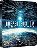 Independence Day 2 2016 Resurgence 3D Includes 2D Version - Uk Exclusive Limited Edition Steelbook Blu-ray + Gift Steelbook'sTM foil