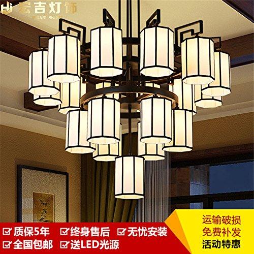 hong-ji-villa-kronleuchter-neue-chinesisch-art-penthouse-etage-bauvorhaben-im-wohnzimmer-treppenaufg