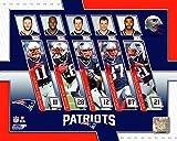New England Patriots 2017 Team Composite Photo Print (27,94 x 35,56 cm)