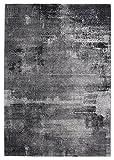 andiamo Eleganter Teppich Lisboa, Vintage-Look, Pflegeleicht & strapazierfähig, Größe:80 x 150 cm