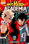 My Hero Academia Edition simple Tome 2
