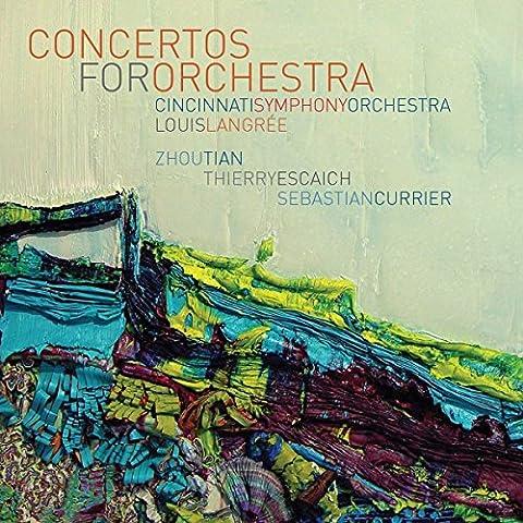 Concertos for Orchestra [Import anglais]